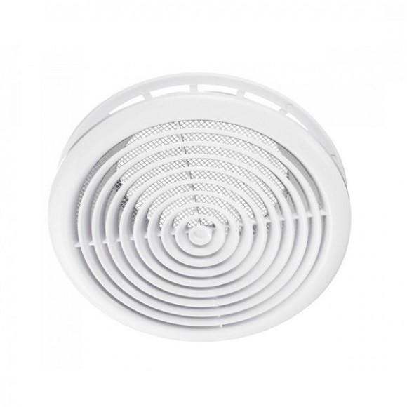 Диффузор потолочный МВ 100 ПФс.АБС белый