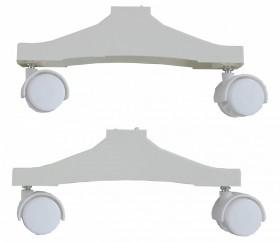 Комплект ножек ( 2 шт. ) д/напольной установки конвектора ЕВНА модель КОФ-01